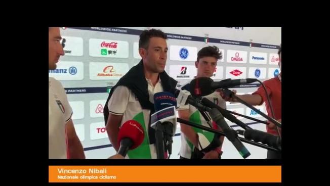 Nibali 'Respirato il clima olimpico'