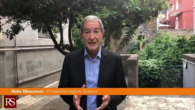 Covid, Musumeci revoca le 'zone rosse' in Sicilia