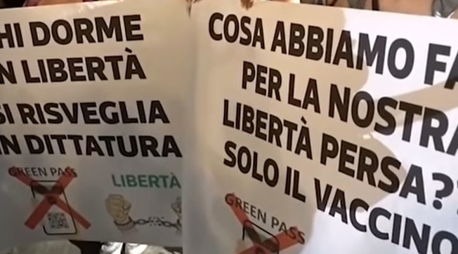 How much is the no vax vote really worth?  Salvini, Meloni and more: the scenario.  Heavy report, the turning point