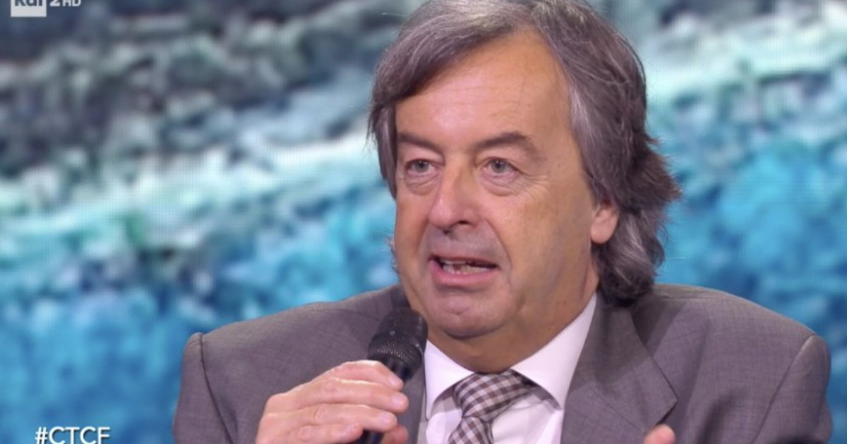 Disgusting and creepy.  Burioni is risking his career: Is there no such thing as a rat?  They want to satisfy him