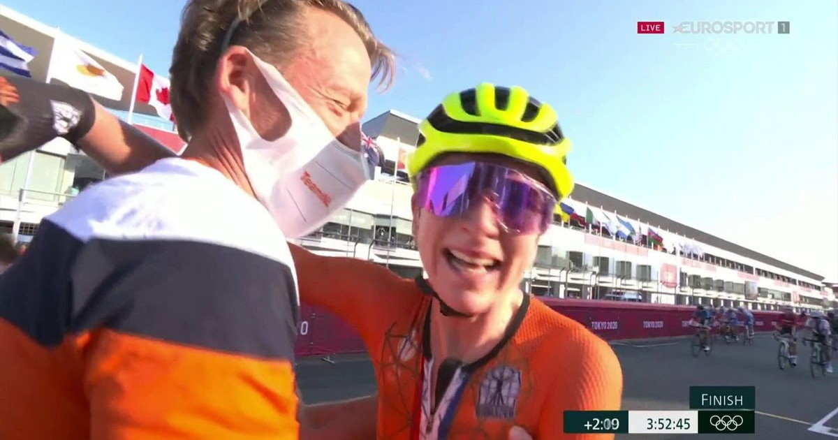 He thinks he has won, but he misunderstood everything.  The Dutchman's global catastrophe: Tokyo, human drama at the finish