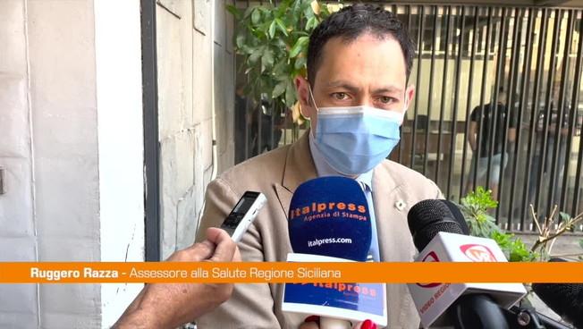 Covid, Razza: 'In Sicilia stiamo molto incrementando prime vaccinazioni'