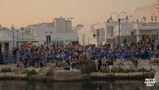 'Porto Rubino 2021', emozioni al festival tra i mari della Puglia