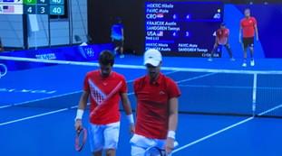 Il doppio di tennis Croazia-USA è in onda? Lo storico disastro Rai: in sottofondo... cosa si è sentito (in tutta Italia)