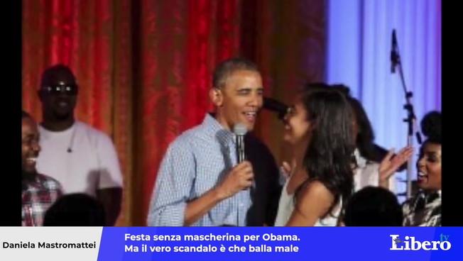 Barack Obama se sorprendió en la fiesta de su 60 cumpleaños: el expresidente de Estados Unidos no sabe bailar