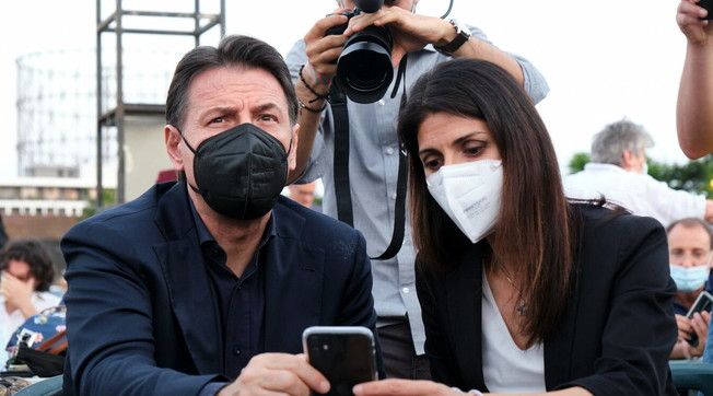 Now I call Beppe Grillo.  Background: Virginia Raggi threatens Conte after indecent proposal to Pd, Chaos-M5s