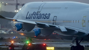 Planes, Lufthansa hijack flights.  Hell in the Sky: What's Changing at Airports