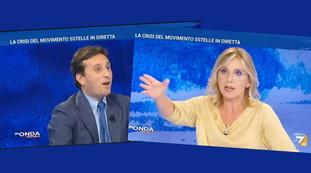 C'è qualcosa tra te e Bassetti? Concita De Gregorio provoca Parenzo: attenzione ai dettagli, questo rapporto