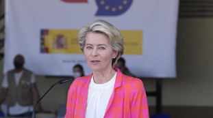 Countries should increase refugee quotas.  Afghanistan, Ursula von der Leyen launches an appeal