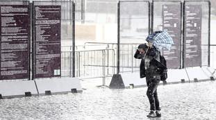 Addio Lucifero: da domani temperature massime, temporali e grandine. Ecco le cinque regioni a rischio