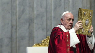Pope Francis and colon surgery saved a life by a nurse.  Bergoglio's health, disturbing discoveries