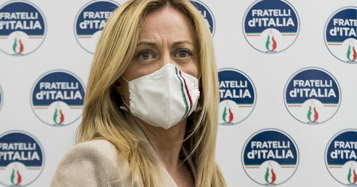 They ban Georgia Meloni from taking to the streets, what a tragedy left: Shame on Bologna