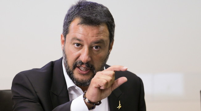 Resignation one minute after confirmation.  Lamorgese cornered by Salvini: the scandal for which the armchair risks