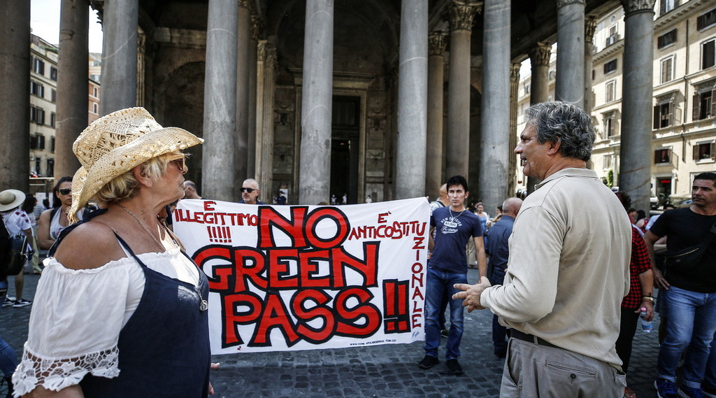 Draghi-Lega agreement, green light in CdM: this is how the Green Pass changes, who will always have to show it