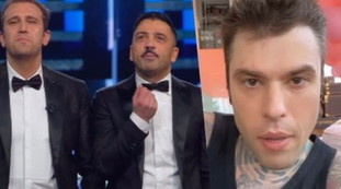 But what censorship in Rai ?.  Fedez humiliated by Pio and Amedeo sbrocca: I'll say fro *** and neg ***, insults and delirium