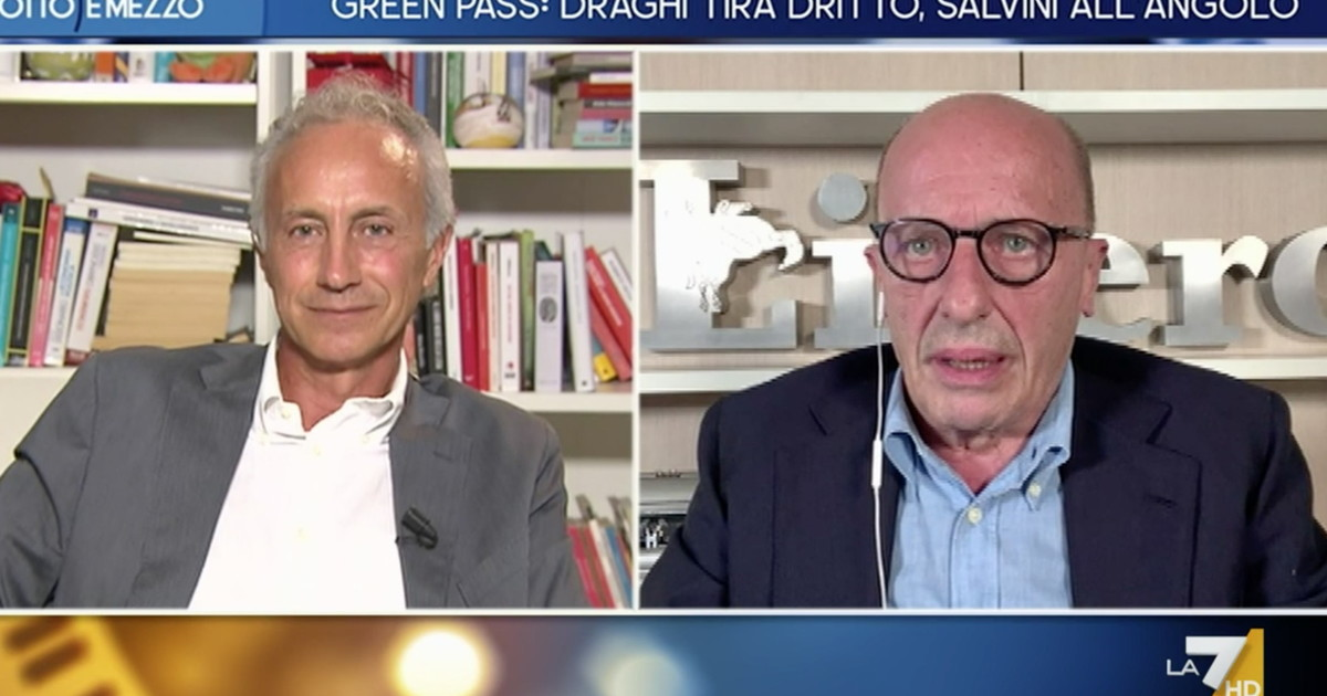 Crowded government?  Video calms Travaclio from Sallusty Grooper