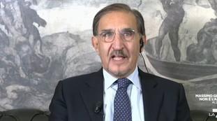 What will become of Calenda's votes.  La Russa denies Giorgetti: Lega and FdI, friction    Video