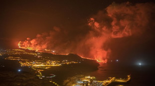 Canary Islands, the third mouth of the volcano appears: Europe trembles, disaster will happen immediately?