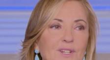 Who is Rita Dalla Chiesa to me: Barbara Palumbelli in tears, sexy confession