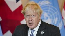 De nada?  Boris Johnson pego correndo como: a foto que deixa o Reino Unido perplexo |  pesquisar