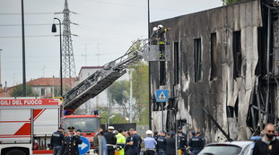 no fire.  Air disaster in Milan, the video that turned the picture: the latest chilling hypothesis about the massacre