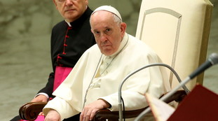 moment of shame.  Pedophilia, Pope Francis' wrath: Vatican mired in scandal