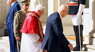 Giorgio Napolitano knew.  Ratzinger's resignation, names and dates: earthquake path to the Quirinale