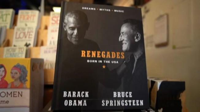 'Renegades - Born in the Usa' di Barack Obama e Bruce Springsteen