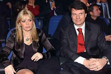 Alessandra Mussolini Mauro Floriani E Il Padre Dei Miei Figli Non L Ho Cacciato Di Casa Libero Quotidiano