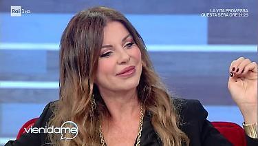 Vieni Da Me Confessione Di Alba Parietti Come Mi Chiama Mia Mamma Un Segreto Molto Scomodo Libero Quotidiano