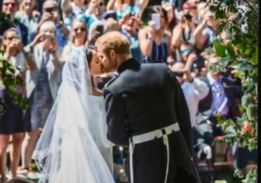 Anniversario Matrimonio Video.Meghan Markle E Il Principe Harry Il Video Del Matrimonio Un Anno