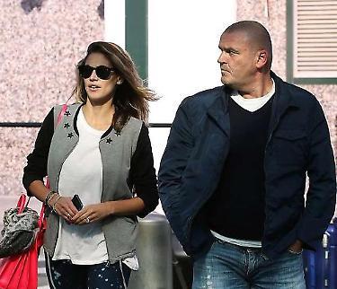 Belen Rodriguez e Melissa Satta si contendono la guardia del corpo ...