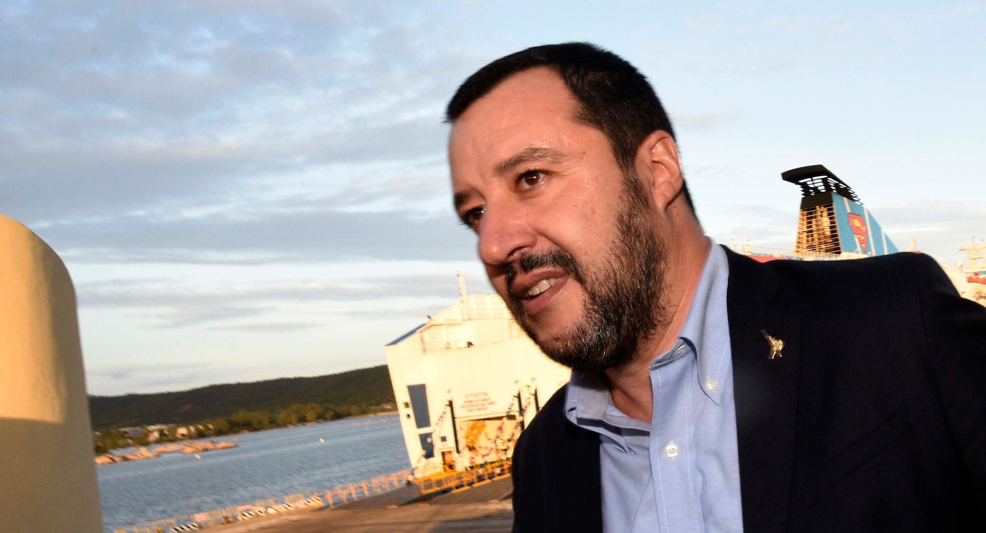 Livorno, la Lega di Matteo Salvini in testa ai sondaggi ...