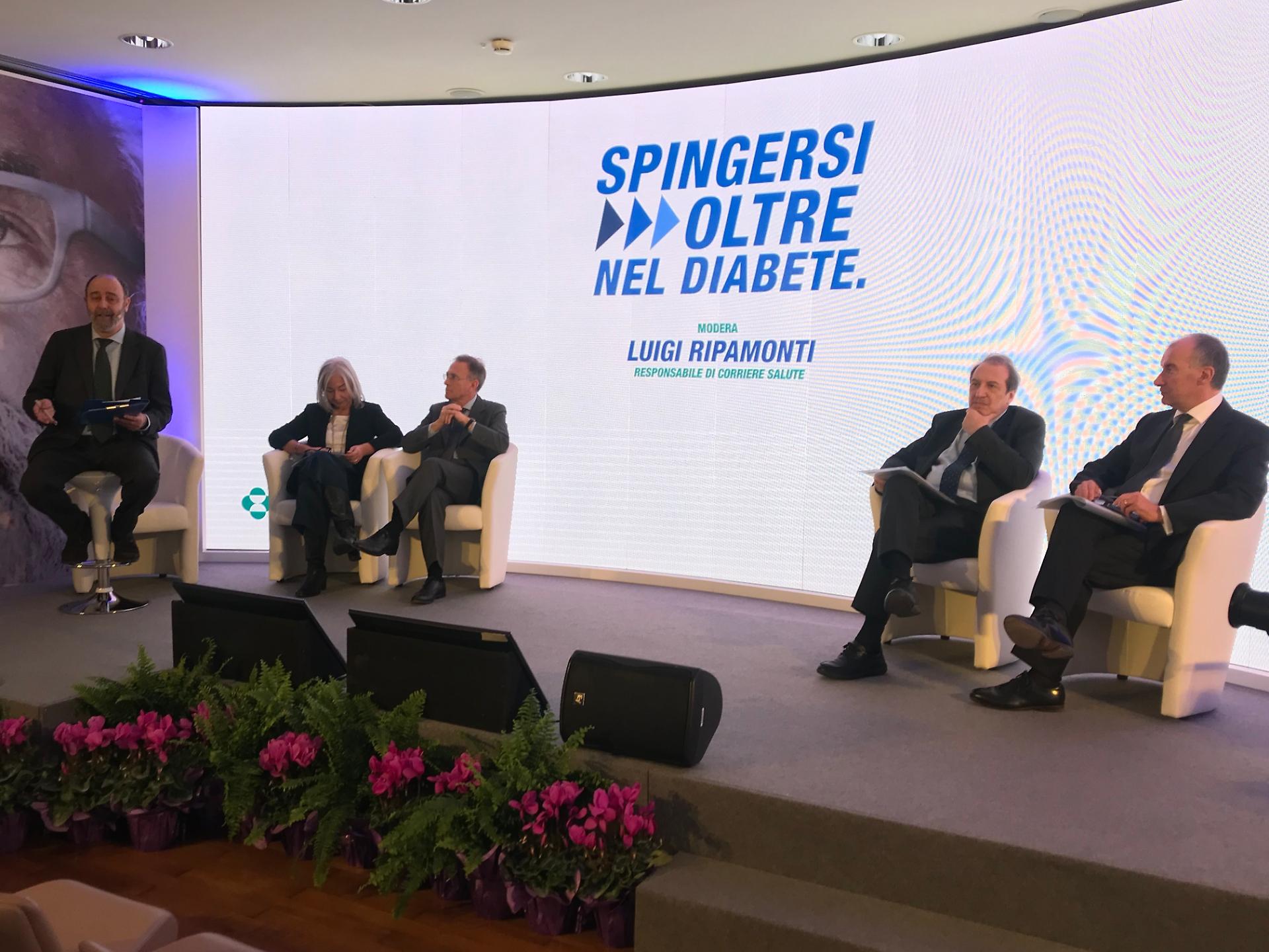 Msd Diabete Di Tipo 2 Bisogna Spingersi Oltre Libero Quotidiano
